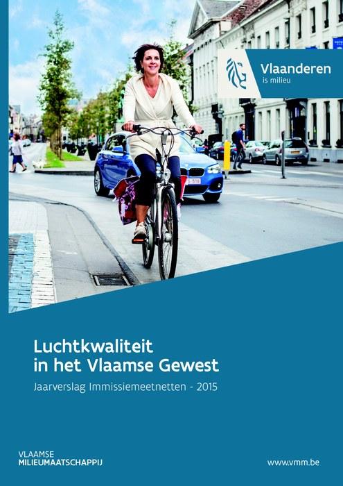 Luchtkwaliteit in Vlaanderen 2015