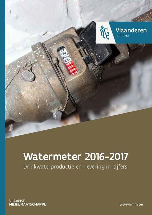 Cover Watermeter 2016
