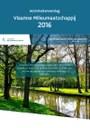 Cover activiteitenverslag 2016