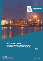 Cover bronnen van waterverontreiniging 2014