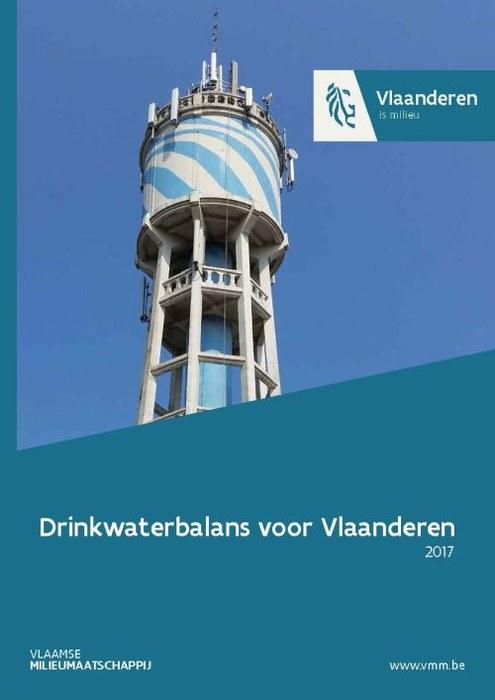 Cover drinkwaterbalans 2017