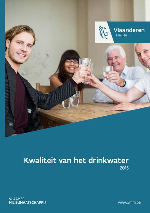 Cover waterkwaliteit 2015