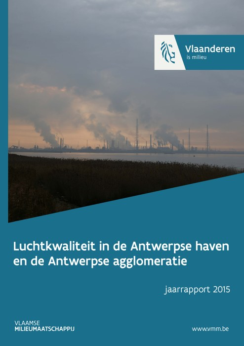Cover rapport Antwerpse haven