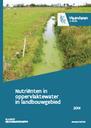 Cover nutriënten in oppervlaktewater in landbouwgebied 2014