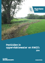 Cover pesticiden in oppervlaktewater 2014