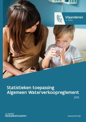 Cover statistieken Algemeen Waterverkoopreglement 2015