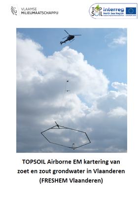 Cover verziltingsstudie Topsoil