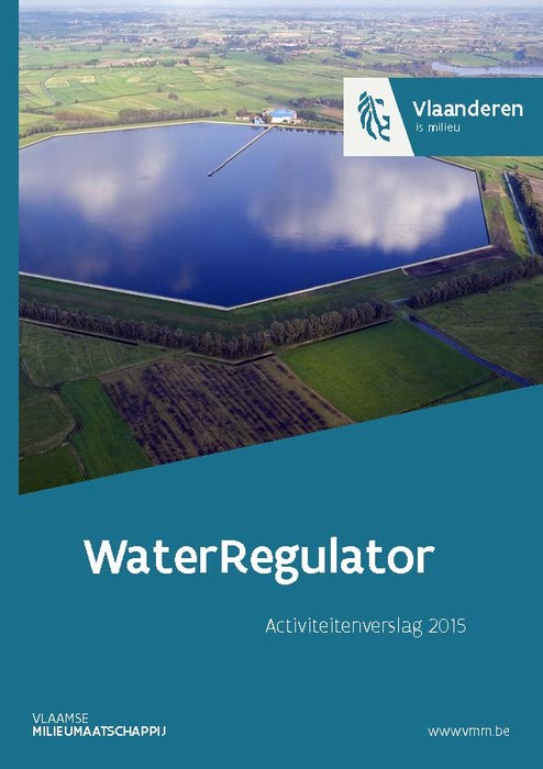 Cover waterregulator