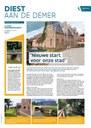 Coverpagina infokrant Diest aan de Demer