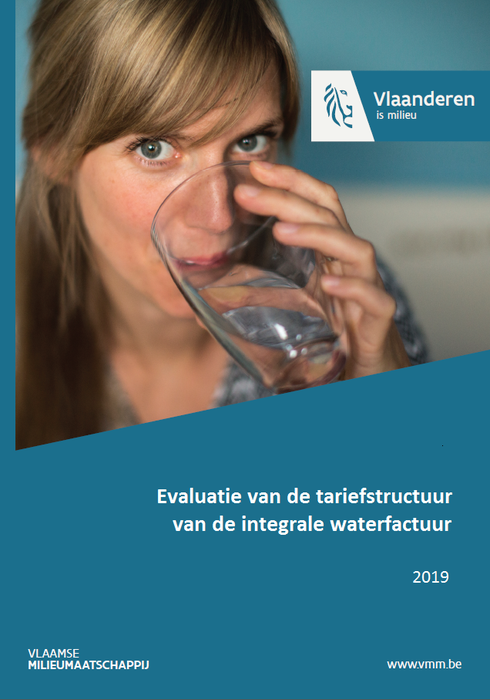 Rapport evaluatie tariefstructuur integrale waterfactuur