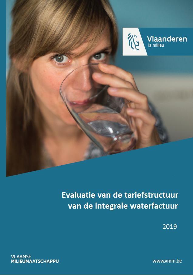 Rapport evaluatie tariefstructuur integrale waterfactuur
