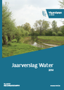 Cover jaarverslag Water 2014