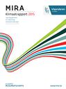 Cover klimaatrapport 2015