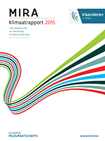 Cover klimaatrapport 2015