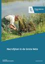 Cover macrofyten in de Grote Nete