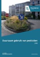 Cover duurzaam pesticidegebruik 2018