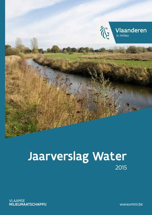Jaarverslag Water 2015