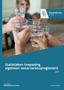 Cover statistiek waterverkoopreglement 2016