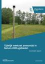 Rapport meetnet ammoniak