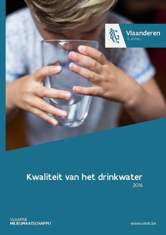 Drinkwaterkwaliteit 2016