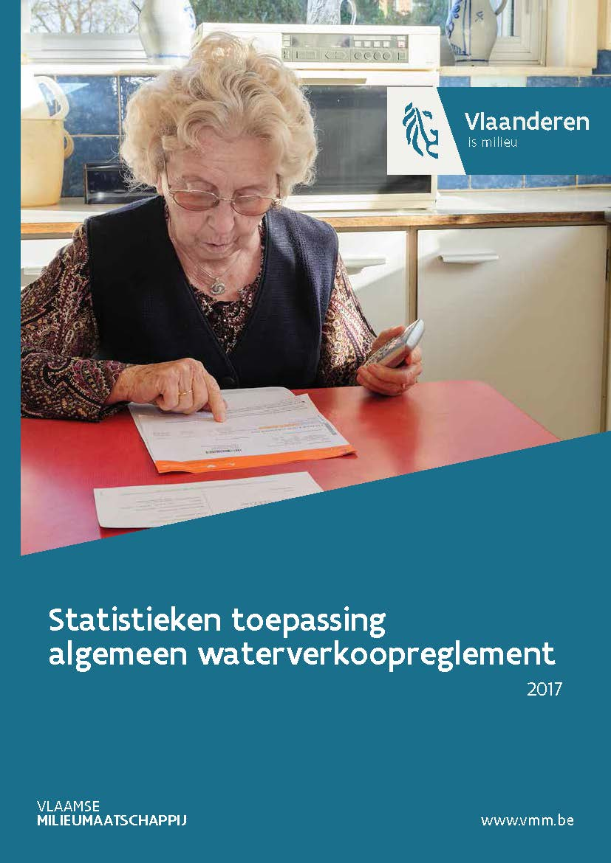 Statistiek algemeen waterverkoopreglement 2017