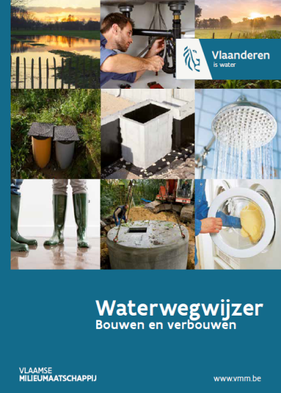 Waterwegwijzer bouwen en verbouwen