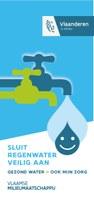 Gebruik regenwater slim en houd het gescheiden van kraanwater. Bekijk de aanbevelingen om je put veilig aan te vullen als hij leeg is.