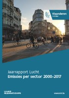 Welke stoffen stoten de verschillende sectoren in Vlaanderen uit? En hoe evolueren de emissies?