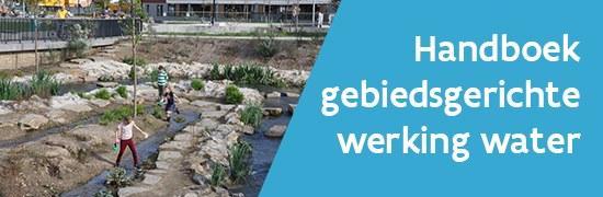 Banner handboek participatie gebiedsgerichte werking water