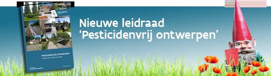 Banner Pesticidenvrij ontwerpen