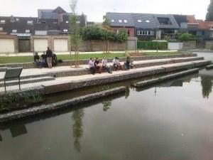 Dijleterras in Leuven