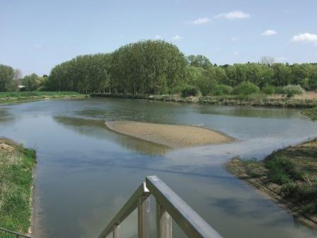 Zandvang in Egenhove