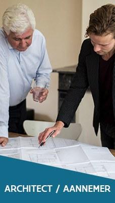 Tips voor architecten en aannemers