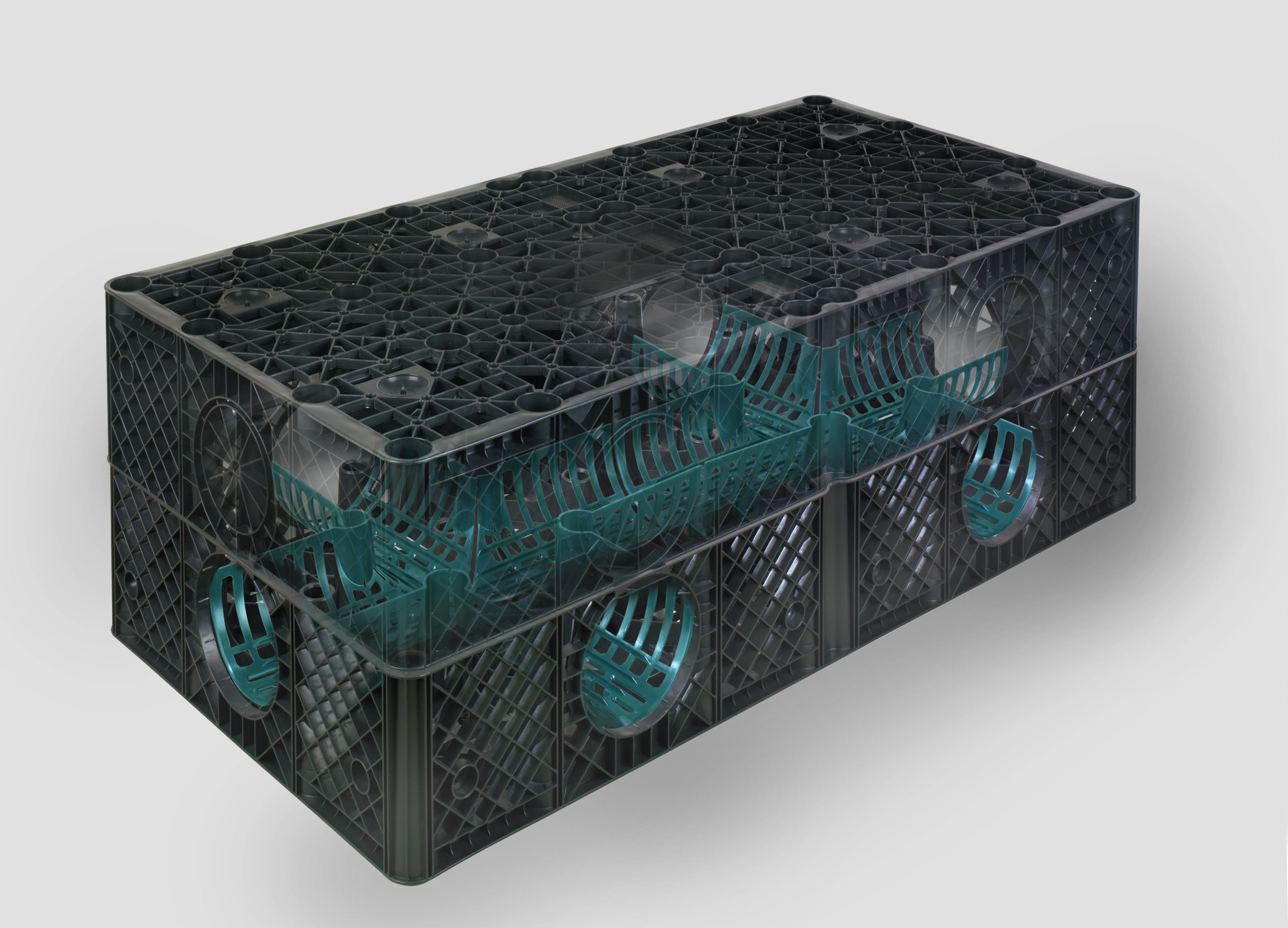 Home Water Filter >> Infiltratiekrat