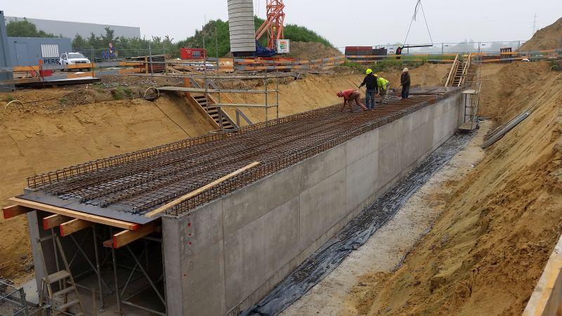 lyse_Foto bekisting bypass Heulebeek bovenplaat