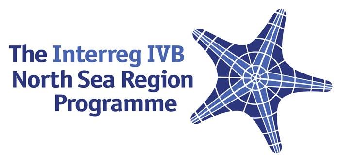 logo north sea region