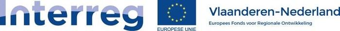 Logo interreg Vlaanderen - Nederland
