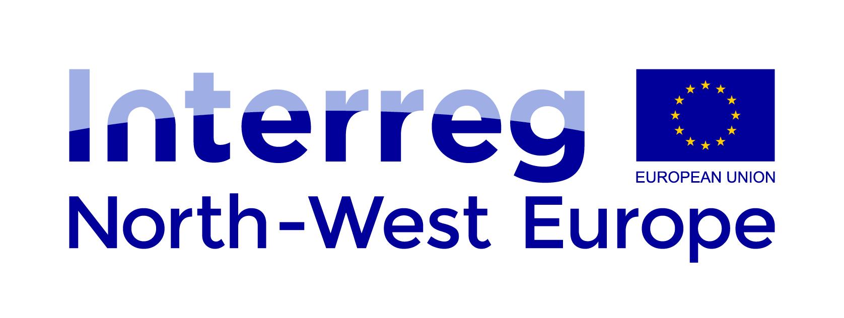 Logo Interreg North West Europe VB