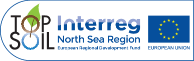 Projectlogo en logo Europees Interreg North Sea Region