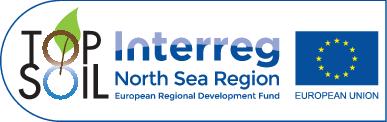 Projectlogo en logo Europees Interreg North Sea Region