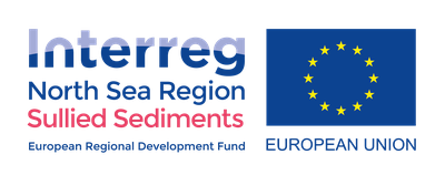 logo Europees project sullied sediments