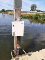 Waterkwaliteit permanent onder de loep