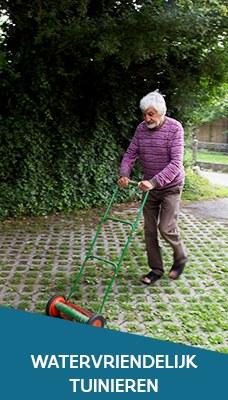 Watervriendelijk tuinieren
