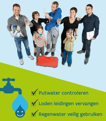 Campagnemateriaal: Affiche Gezond water
