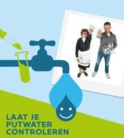 Laat je putwater controleren - campagnebeeld